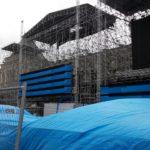 Наши светодиодные экраны на Красной площади