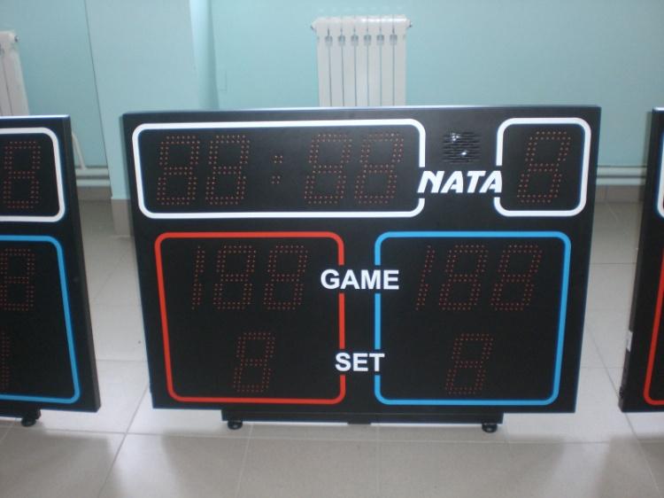 Универсальное табло для спортивных игр и единоборств «Полигон 009»