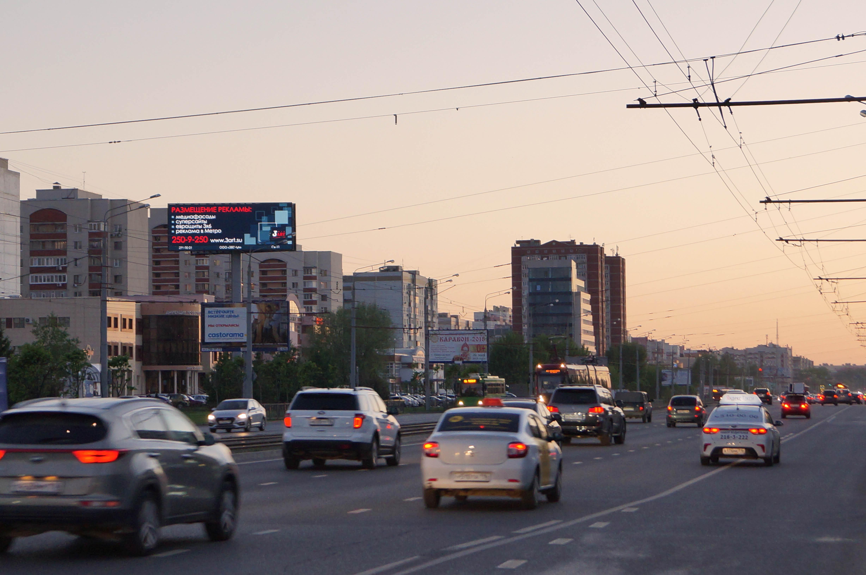 Новые светодиодные экраны в Казани